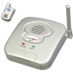 Freedom Alert 2-way Emergency Pendant Communicator