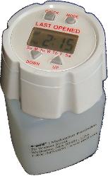 e-Pill Multi-Alarm TimeCap